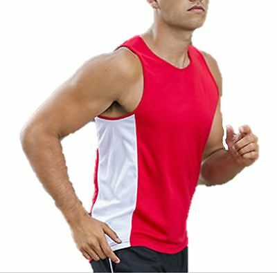AWDis Just Cool Contrast Running Vest JC008