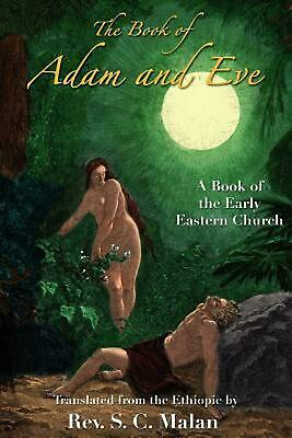 The Book of Adam and Eve by Solomon Caesar Malan (English) Paperback Book Free S