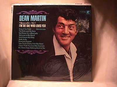 Dean Martin Remember Me I'm the One Who Loves You mono LP MINT