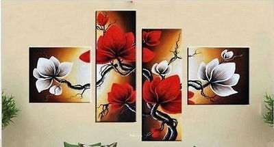 Large Handmade Modern Canvas Oil Painting Wall Art (no frame)