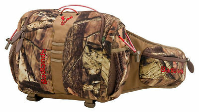 NEW Badlands AMBUSH Fanny Waist Pack Mossy Oak Infinity Hunting Bow Gun CAMO