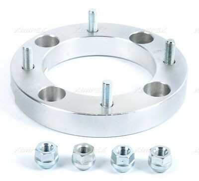 New Atv Utv Wheel Spacers 1 In. Set Of 4 4/156 Polaris Sportsman 400 500 700 800