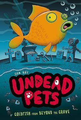 Goldfish from Beyond the Grave #4 by Sam Hay (2015, Paperback)