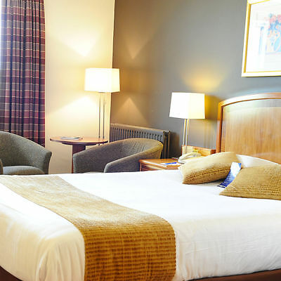 Bargain Hotel Offer STOKE Break, nr. ALTON TOWERS 2 Nights B&B, Spa & 3C Dinner!