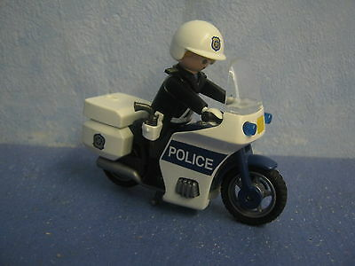 playmobil polizei notarzt motorrad eur 4 49 picclick de. Black Bedroom Furniture Sets. Home Design Ideas