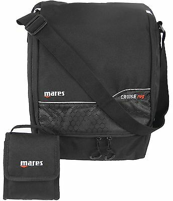 Mares - Cruise Reg - Protective Bag for Regulator with extra Dive Computer Bag