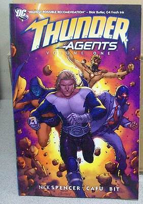 THUNDER AGENTS ARCHIVES VOLUME VOL 1 GN SC SOFTCOVER (BRAND NEW)
