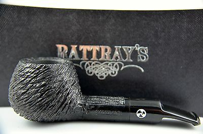 Rattray's Short Fellow 39 Pfeife pipe pipa Brushed 9mm Filter