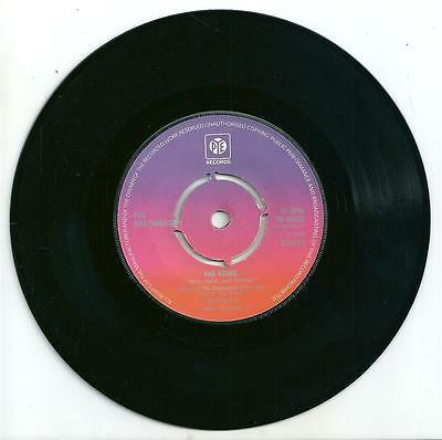 """THE RAGTIMERS - THE STING - 7"""" VINYL 1974 PYE RECORDS"""