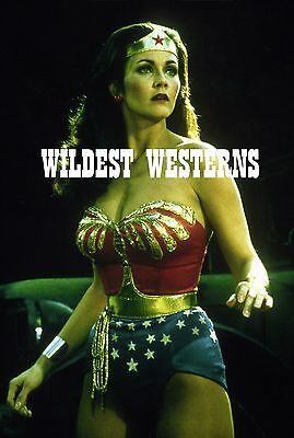 LYNDA CARTER Sexy Busty Photo HOT CLEAVAGE Wonder Woman STATUESQUE Rare