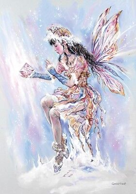 Dufex Postcard The Crystal Vision Fairy - NEW