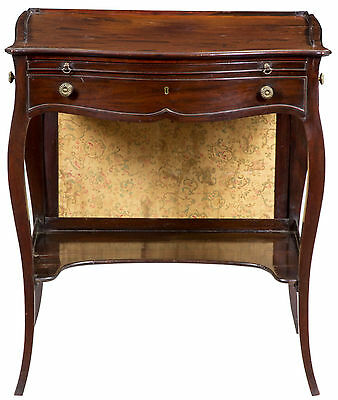 SWC-Ladies Writing Desk, Chippendale or Contemporary, England, c.1760