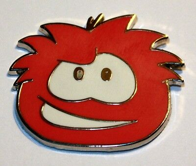 Club Penguin - Puffles - Red