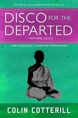 Disco for the Departed by Colin Cotterill (English) Paperback Book Free Shipping