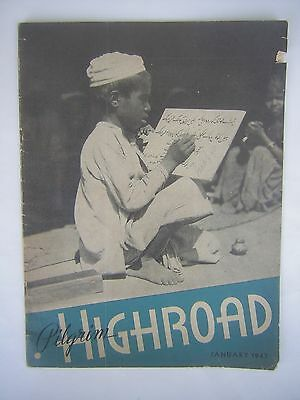Jan., 1947 Pilgrim Highroad - Christian India