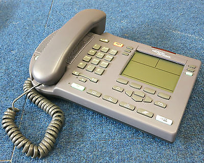 Nortel Networks IP Phone i2004 Desktop Telephone NTEX00 VoIP Blue, NTEX00BB