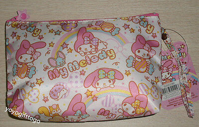 Sanrio  My Melody  Cosmetic Bag makeup bag Multipurpose Pouch 2014