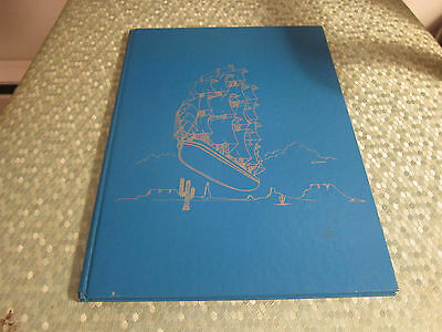 1977 1978 Desert Voyage University of New Mexico Naval Reserve Officer Yearbook