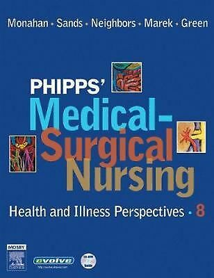 Phipps' Medical-Surgical Nursing by Carol J. Green P...