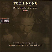 The Calm Before the Storm [PA] by Tech N9ne (CD, Feb-2006, Midwestside Records)