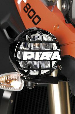 PIAA 510 ATP Driving Light W/BKT For BMW F650 F800 GS 08-09