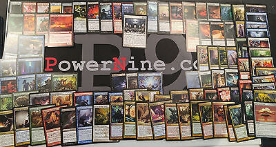 Premade Collection 100 ALL Rare - MtG Cards Random Magic the Gathering - NO DUPS