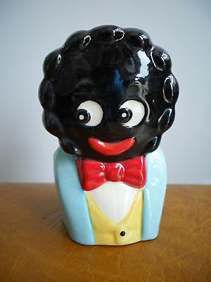 CARLTON WARE GOLLY LARGE EGG CUP LTD EDITION  COLOURWAY