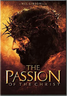 The Passion of the Christ (Full Screen Edition), Good DVD, Claudia Gerini, Hrist