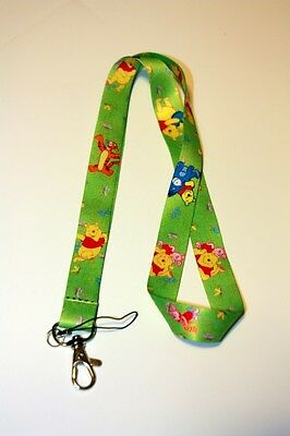 Children's Lanyard - Pooh & Friends - FREE FAST Shipping