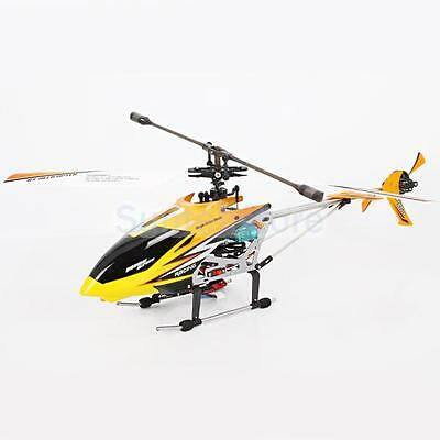 3.5CH RC Remote Control Single Propeller Metal Helicopter Built-in GYRO Cool Toy