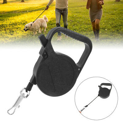 Cute Pet Dog Puppy Automatic Retractable Traction Rope 3m Walking Lead Leash