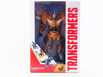 LOT 30384 | Hasbro A6153 Transformers Grimlock Age of Extinction NEU in OVP