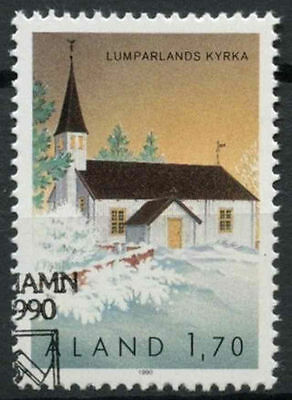 Aland Islands 1990 SG#44 St. Andrews Church Used #A83937