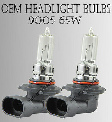 JDM 9005-HB3 65W HIGH BEAM OEM FACTORY STOCK HEAD LIGHT BULBS DOT AA1J2585