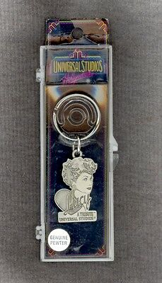 NEW Lucy: A Tribute Pewter Keyring 1991 Universal Studios Hollywood Lucille Ball