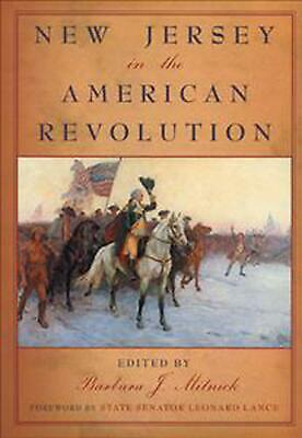 New Jersey in the American Revolution by Paperback Book (English)