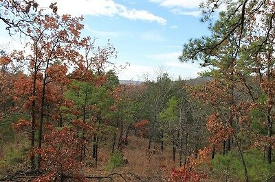 $99 DOWN $274/MTH~14+ ACRES OKLAHOMA MOUNTAIN LAND FOR SALE! HUNT OR CAMP!