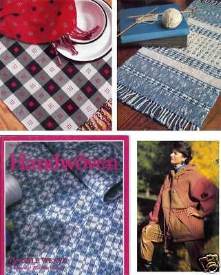 Handwoven magazine may/june 1992: DOUBLE WEAVE issue