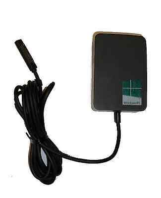 OEM Original Microsoft Surface Windows RT Wall Home AC Charger 1512 12v Adapter