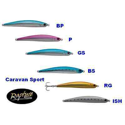 Artificiale Acciuga Col Bs Rapture Trabucco 30 Gr Minnow Lipless Pesca Spinning
