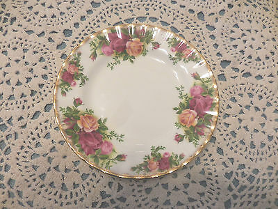 """Royal Albert Old Country Roses 6."""" Dessert  Plate  Made in England"""
