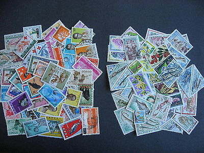 Collection breakup! CONGO (s) 85 different to 2002, some mixed condition
