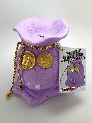 """KIDS PERSONALIZED MONEY SAVINGS BANK   6.5""""High  6"""" WIDE NWT FREE SHIPPING!"""