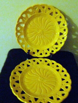 collectable  kitchen plates by Andrea By Sadel lot of 2