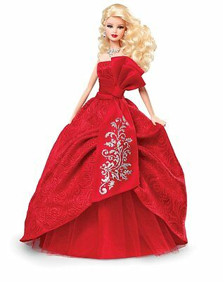 Barbie Collector 2012 Holiday Doll, Free Shipping, New