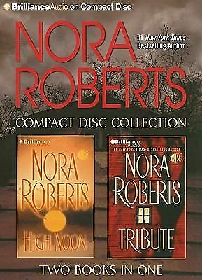 Nora Roberts Collection 6 : High Noon; Tribute by Nora Roberts (2010, CD,...