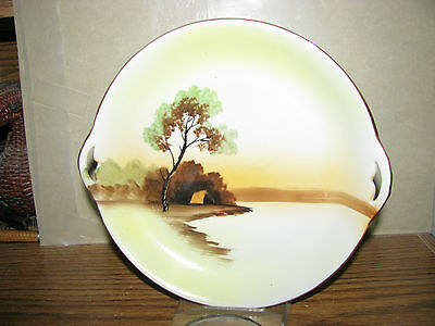 Vintage Made in Japan China Plate