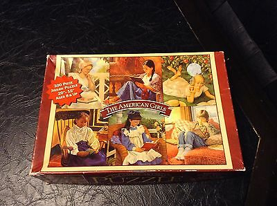 The American Girls 300 Piece Jigsaw Puzzle WP6