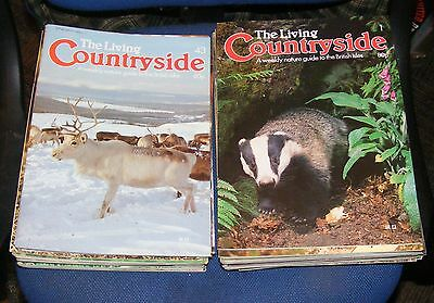 The Living Countryside Magazine Various Issues 61 - 85