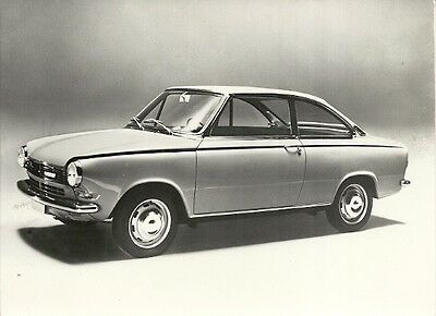 Daf 55 Coupe Period Press Photograph.